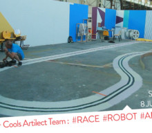 SPL34 : 20H00 – Cools Artilect Team – #Course #Robot #Arduino