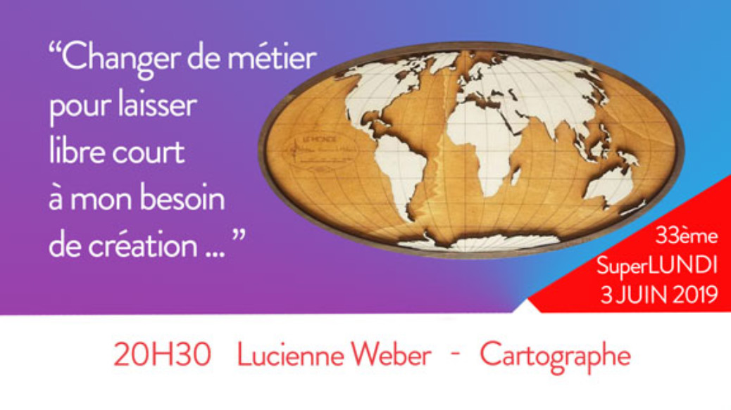 SPL33 : 20H00 – Lucienne weber